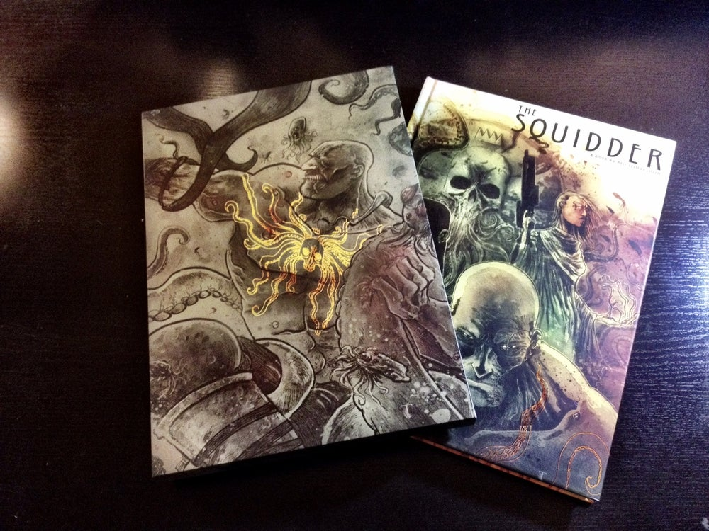 Image of THE SQUIDDER KRAKEN SLIPCASE EDITION