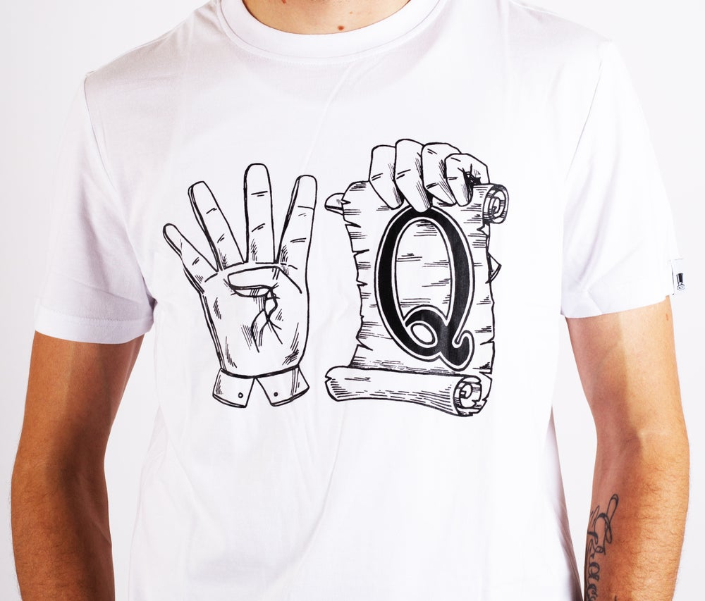 Image of A Gentlemen's F*ck You Tee White