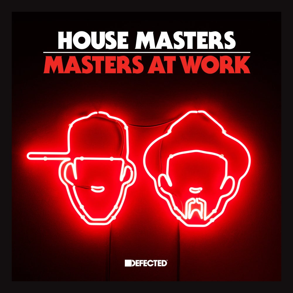 Image of HOUSE MASTERS - MASTERS AT WORK: 4CD