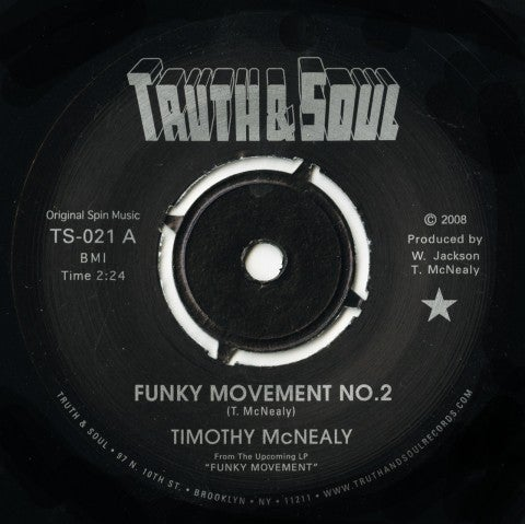 Image of FUNKY MOVEMENT NO.2-TIMOTHY MCNEALY