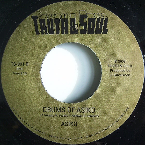 Image of DRUMS OF ASIKO-ASIKO