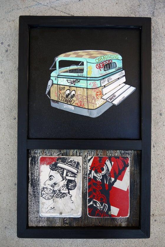 """Image of """"Abandoned Cab"""""""