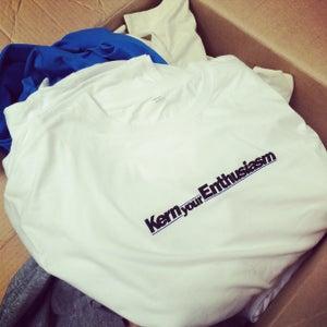 Image of Kern Your Enthusiasm Tee