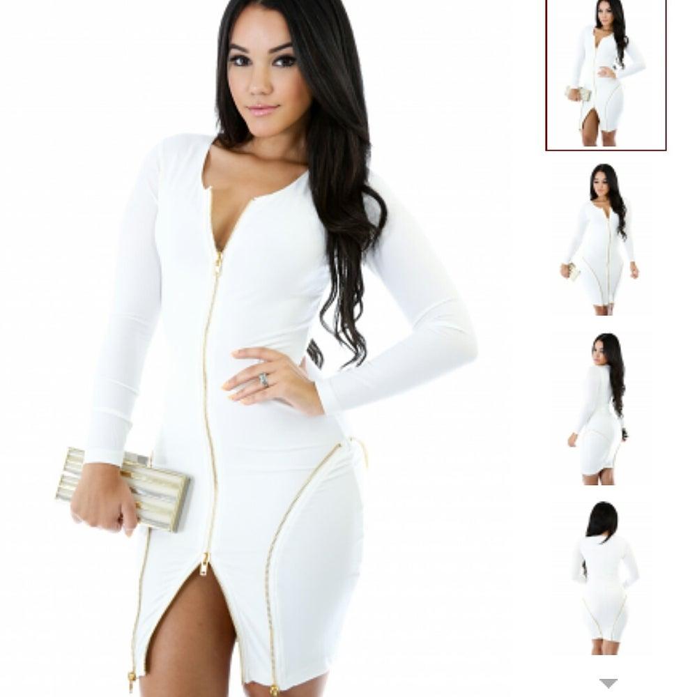 Image of flash back dress