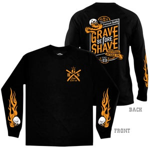 Image of GBS Long Sleeve Graphics shirt