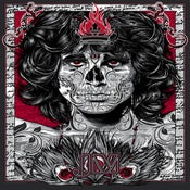 Image of Bad 2the Bonez - art print - 'LIZARD KING' - pre-order