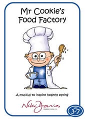 Image result for mr cookie food factory