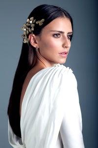 Image of Peineta Petalos (sin bano)