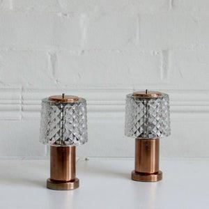 Image of Copper Bedside Lights