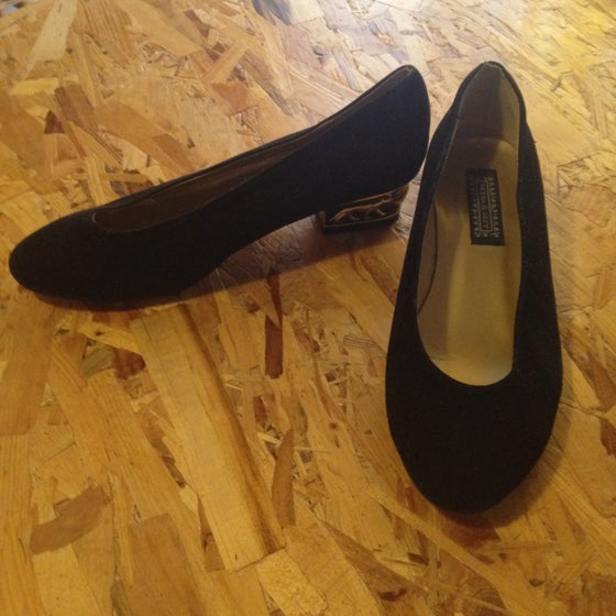 Image of Black Ballet Pumps