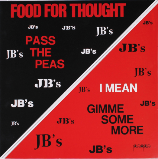 Image of JB'S-FOOD FOR THOUGHT