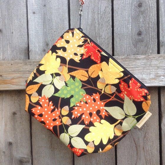 Image of Fall Foliage Sock Wedge