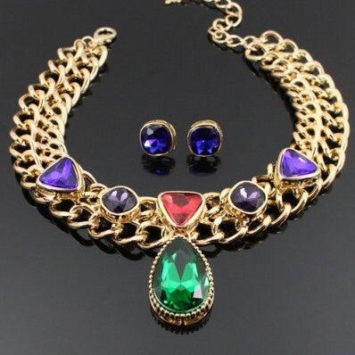 Image of Fashion Choker necklace Set