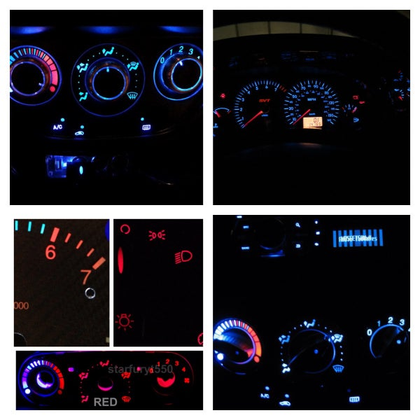 Image of Ford Focus LED Full Interior Kit