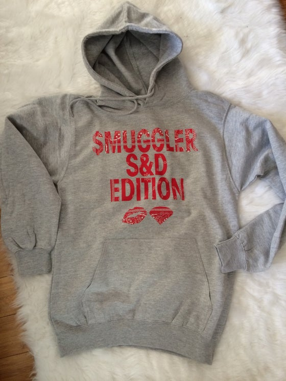 Image of SMUGGLER S&D EDITION HOODIE/SHIRT