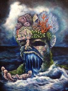 Image of Ocean Man