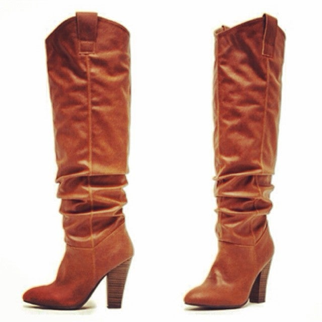 Image of Tall Cowboy Boots