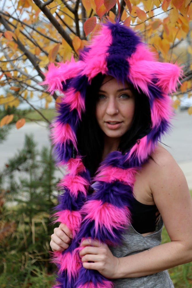 Image of Cheshire Kitty Bolli Bear