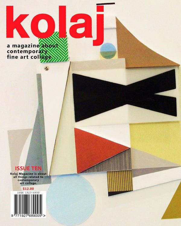 Image of Kolaj - Issue Ten