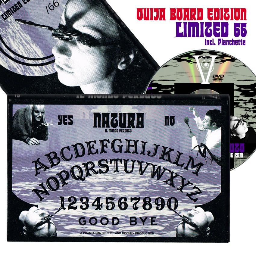 Image of IL MONDO PERDUTO DVD (Hardbox, Design OUIJA BOARD incl. Planchette, Limited 66)