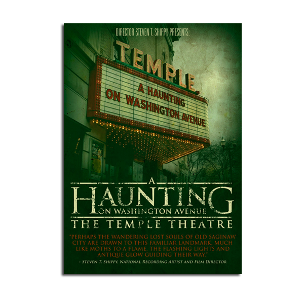 Image of A Haunting on Washington Avenue: The Temple Theatre