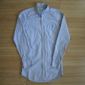 Image of Uniqlo Oxford Shirt Light Blue, S