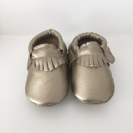Image of Gold Moccs