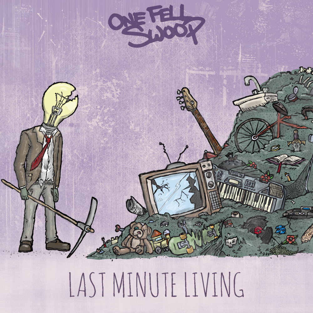 "Image of ""Last Minute Living"" CD"