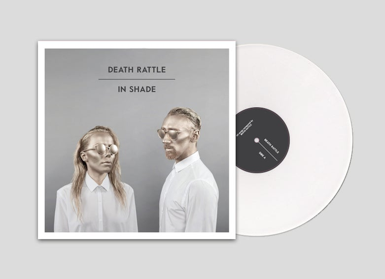 "Image of 'In Shade' Album on 12"" Vinyl"