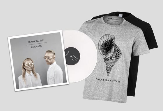 "Image of 12"" Vinyl & T-Shirt Combo Pack"
