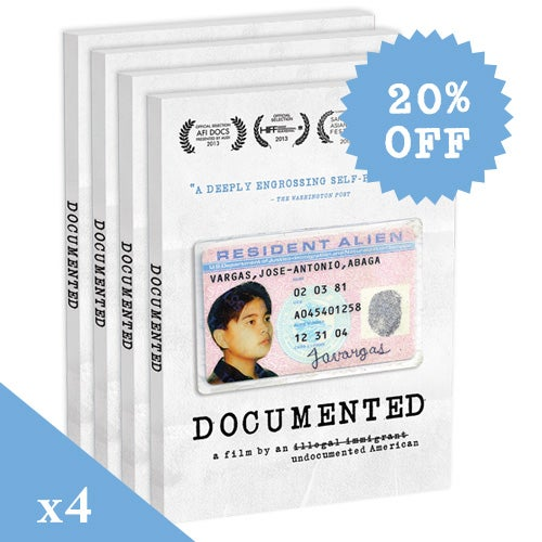 Image of Documented DVD 4-Pack
