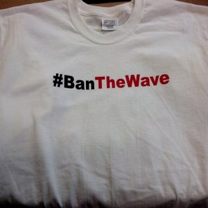 Image of Ban The Wave