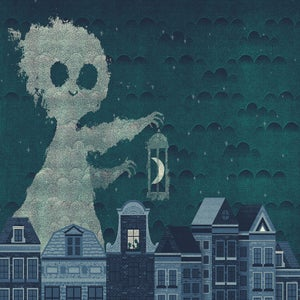 Image of Ghost Story art print