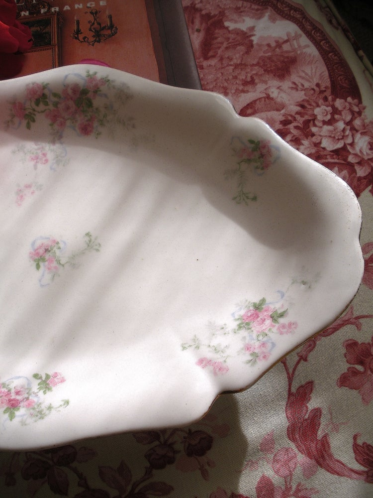 Image of Scalloped Limoges