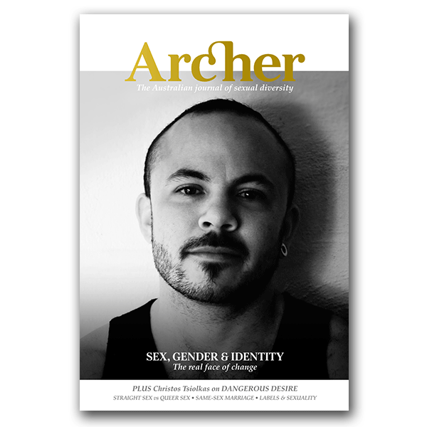 Image of ARCHER MAGAZINE #1 - 2013