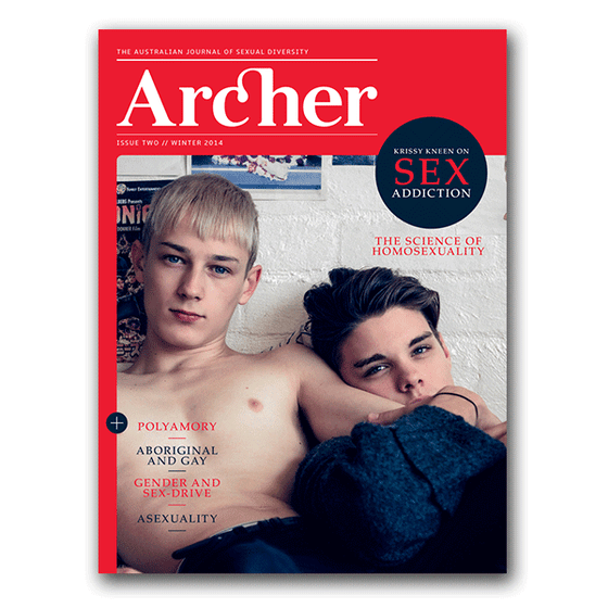 Image of ARCHER MAGAZINE #2 – 2014 (SOLD OUT)