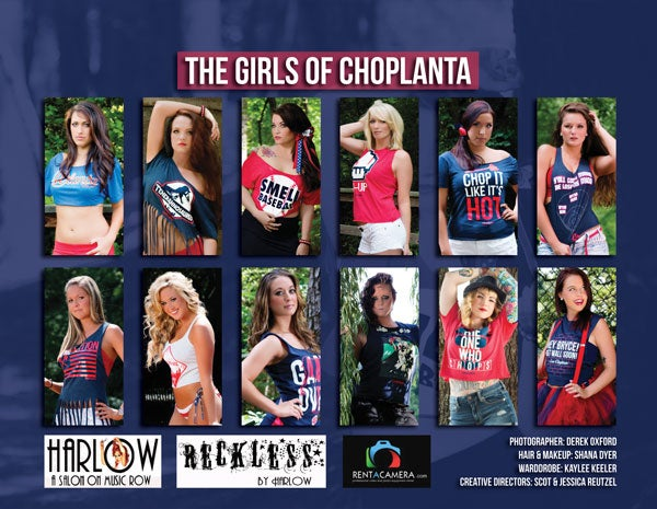 Image of 2015 Choplanta Calendar