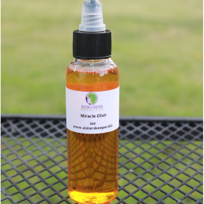 Image of Miracle Elixir Hair Oil