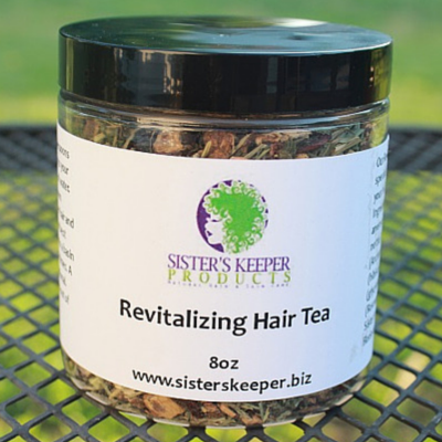 Image of Revitalizing Hair Tea