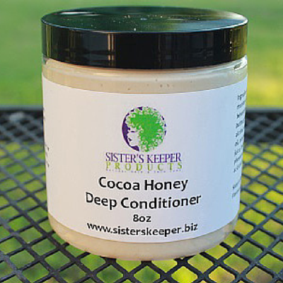 Image of Cocoa Honey Deep Conditioner