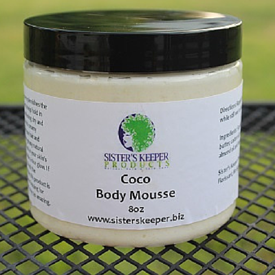 Image of Coco Body Mousse
