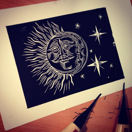 Image of Of The Sun and Moon.