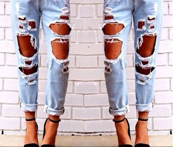 Image of Liz Jeans