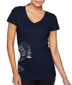 Image of WOMEN'S V-Neck