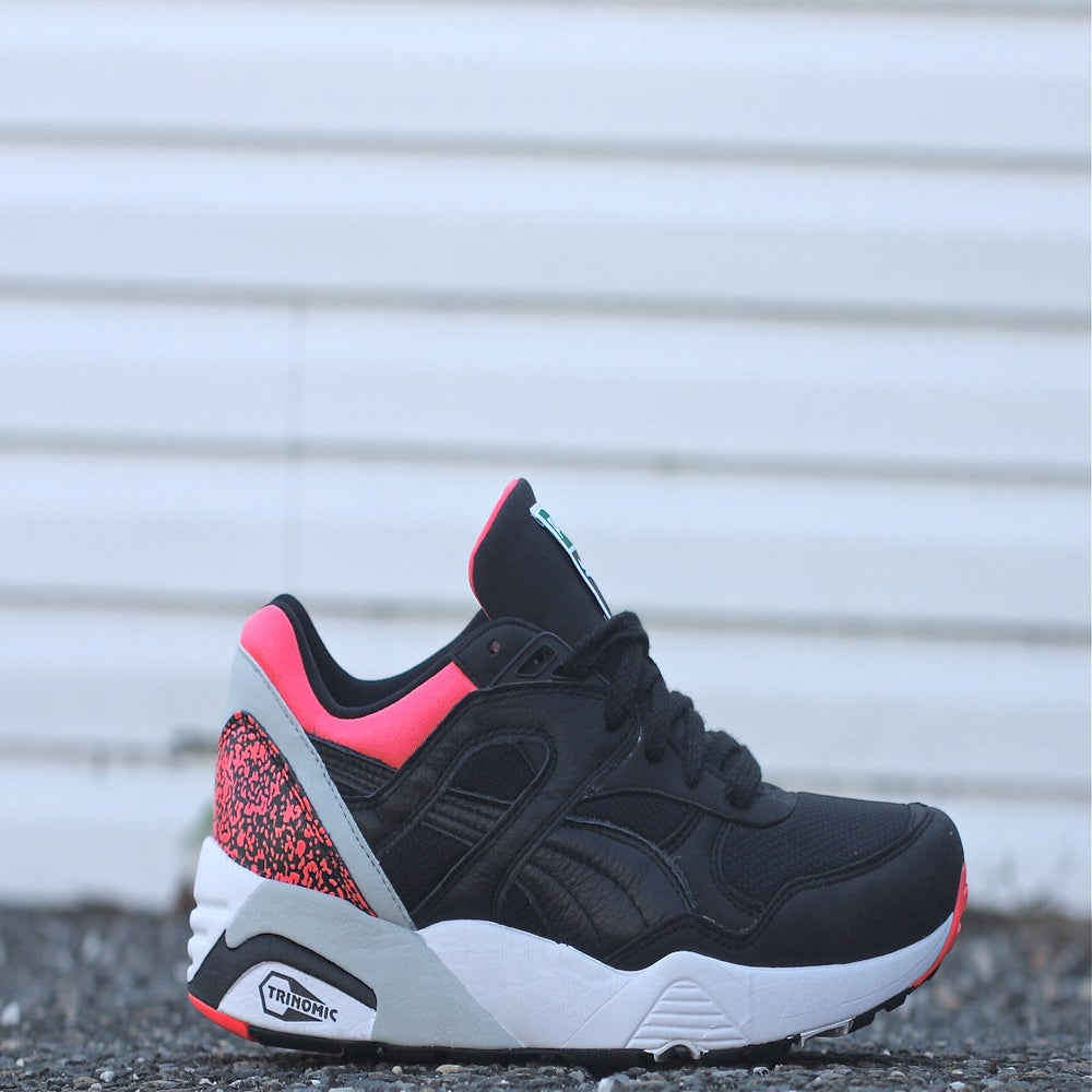 "Image of PUMA R698 OG 93' ""BLACK LAVA"""