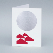 Image of Winter Moon/Town card