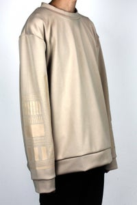 Image of DEGITAL DIVER TOP-BEIGE
