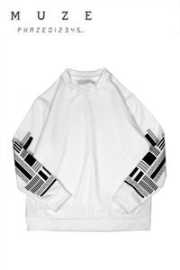 Image of DEGITAL DIVER TOP-WHITE