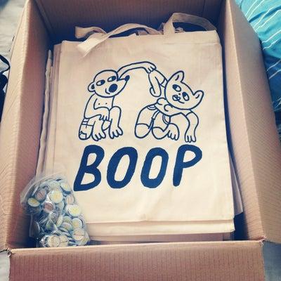 Image of Boop Tote Bag