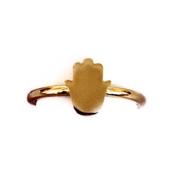 Image of The Hamsa Ring